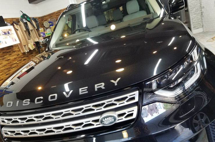 LAND ROVER DISCOVERY/コーティング